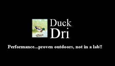 Duck Dri Clothing