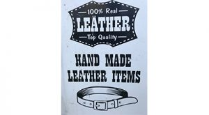 Nephin Leather not logo