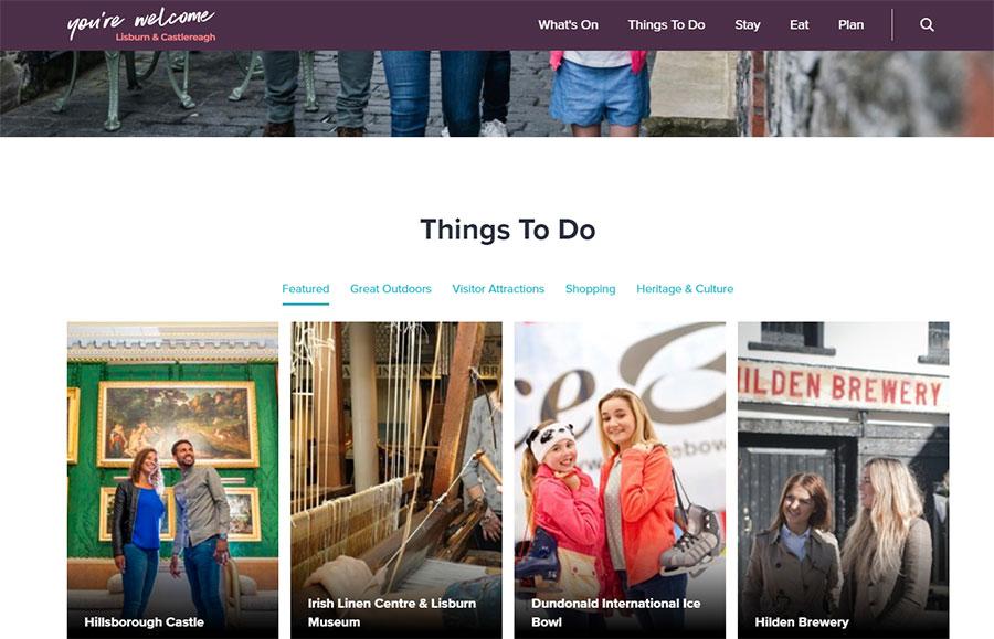 Discover Lisburn & Castlereagh