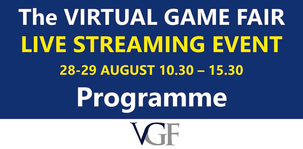 Virtual Game Fair Live